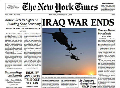 ... (18) Gallery Images For New York Times Newspaper Template